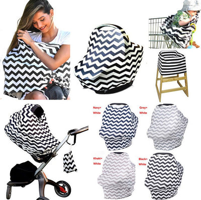BABY SEAT COVER – MULTI USE NURSING COVER