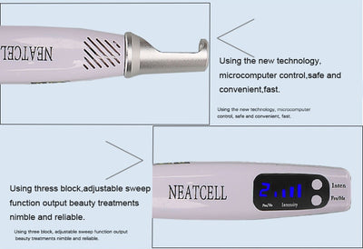 PICOSECOND PEN – PORTABLE LASER DARK SPOT REMOVAL PEN