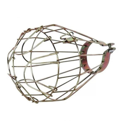 Industrial Light Cover – Retro Bulb Lamp Guard Cage