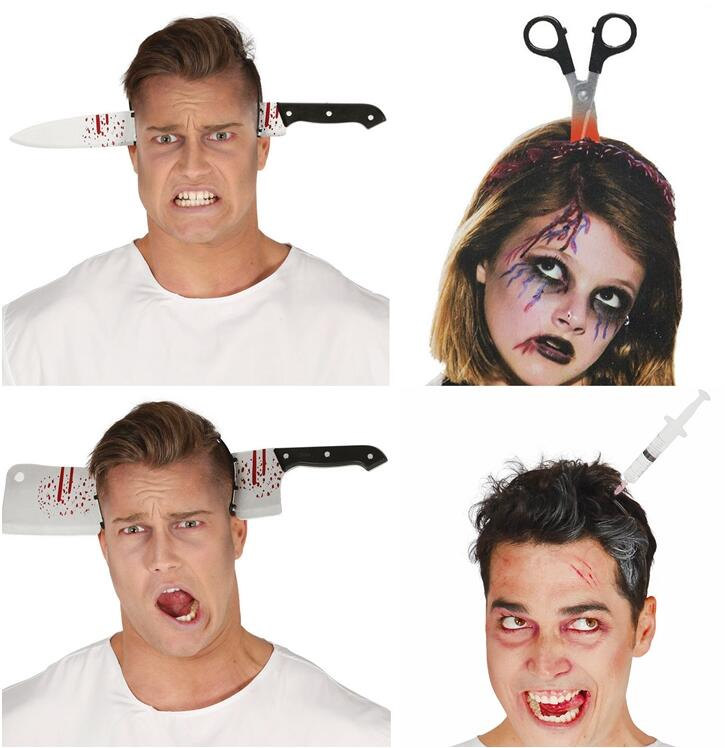 Horror Halloween Party Headband