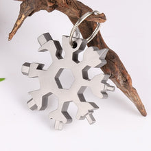 Load image into Gallery viewer, HexFlex™ 18-in-1 Snowflake Multi-Tool
