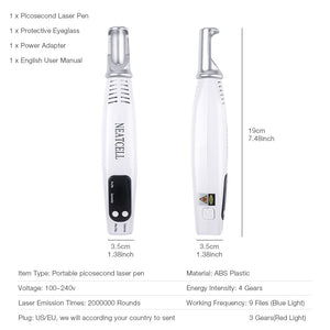 Tattoo And Mole Laser Remover Pen