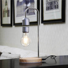 Load image into Gallery viewer, LED Magnetic Levitation Lamp