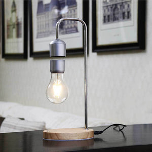 LED Magnetic Levitation Lamp