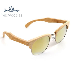 The Woodies - Lunettes de Soleil en Bois - Contemporaine - The Woodies
