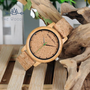The Woodies - Montre Femme en Bois - Liège - The Woodies