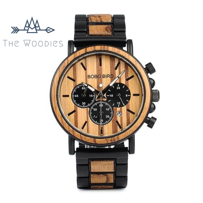 The Woodies - Montre Homme en Bois - Classe - The Woodies