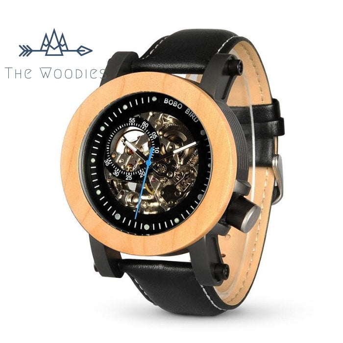 The Woodies - Montre Homme en Bois - Luxe - The Woodies