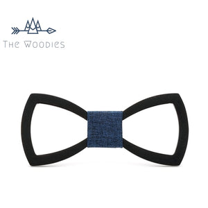 The Woodies - Noeud Papillon en Bois - Epuré Classique - The Woodies