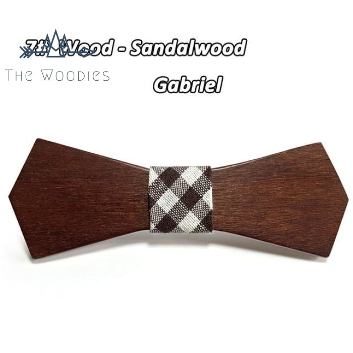 The Woodies - Noeud Papillon en Bois - Fin - The Woodies