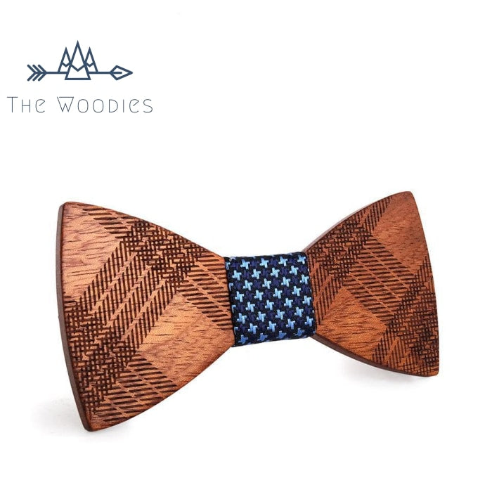 The Woodies - Noeud Papillon en bois - Vintage - The Woodies