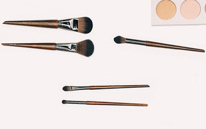 Brushean makeup brushes