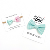 Bow Tie & Bow - Sibling Set