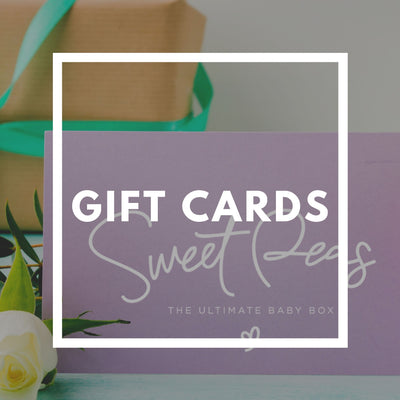 Sweet Peas Baby Gift Card