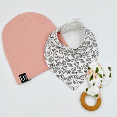 Beanie Set - Peachy Queen
