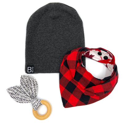 Beanie Set - Cozy King