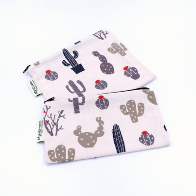 Reusable Snack Bags - 2 pack