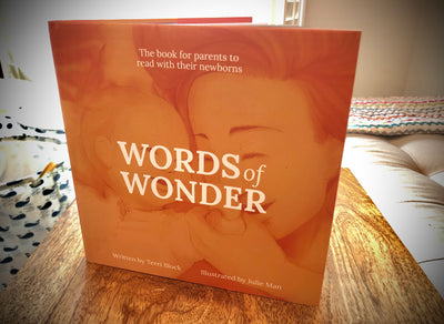 Book - Words of Wonder