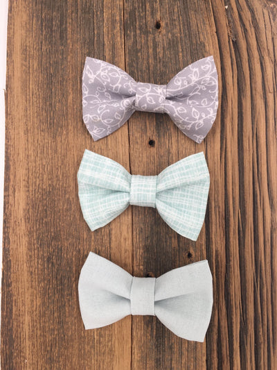 Bow Ties - Set of 3