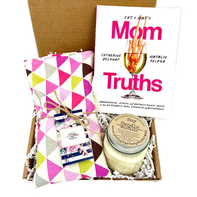 Mama's Time Out Box - Candle