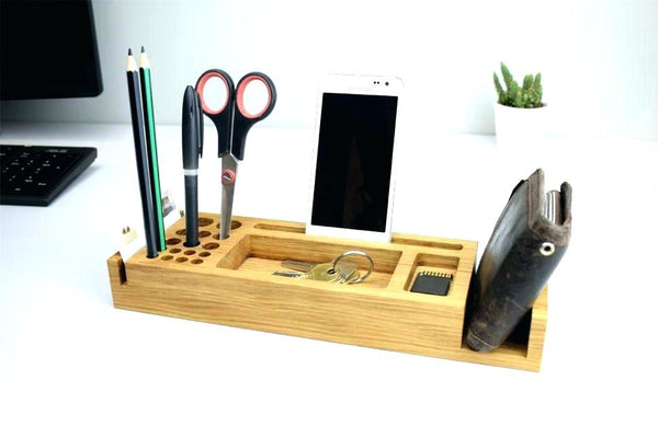 5 Gadgets You Need To Improve Efficiency In Your Life - Desk Organizers - KEUTEK