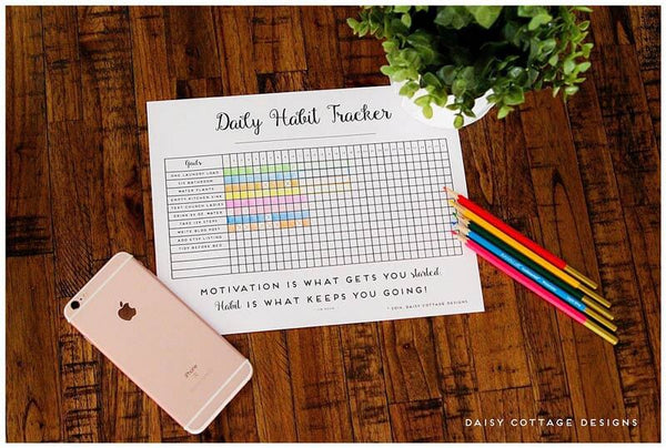 5 Gadgets You Need To Improve Efficiency In Your Life - Goal and Habit Trackers - KEUTEK