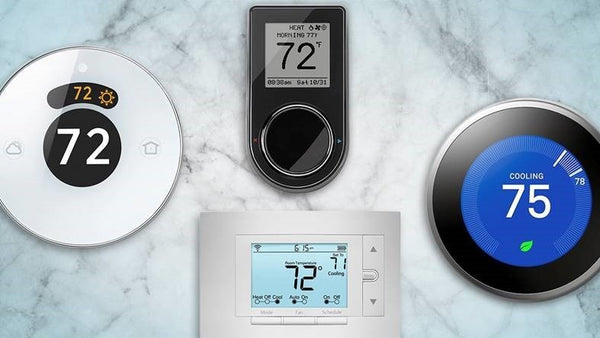 5 Gadgets You Need To Improve Efficiency In Your Life - Smart Thermostats - KEUTEK