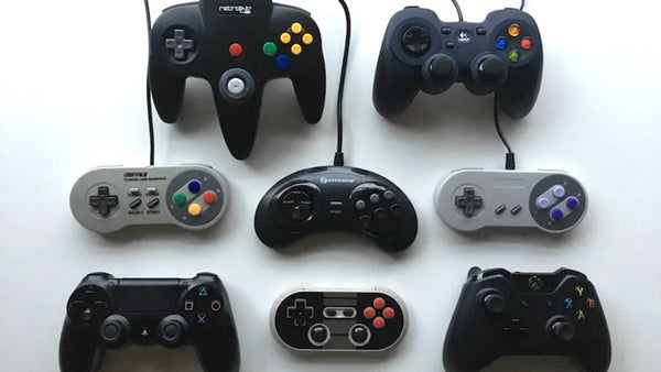 KEUTEK Revolutionizes Charging Your Gaming Controllers- In The Beginning