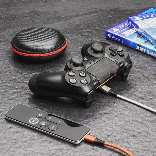 KEUTEK Revolutionizes Charging Your Gaming Controllers- Today's Controllers And Chargers