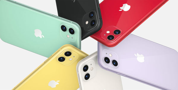 What You Need to Know About The Apple iPhone 11 - Color Options - KEUTEK
