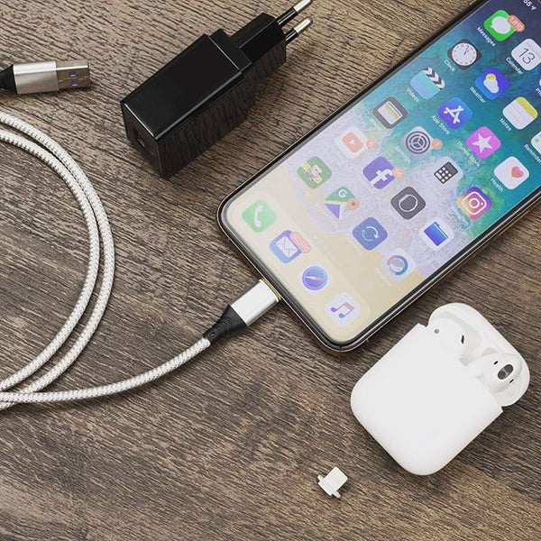 Why You Need A Keutek Charging Cable - 3 Amp Wall Block
