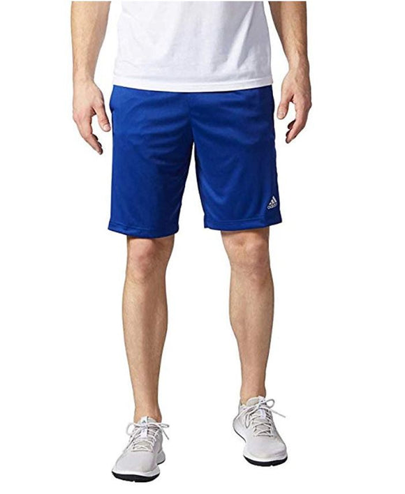 Adidas Mens Performance Glitch Panel Climalite Gym Athletic/Workout Shorts