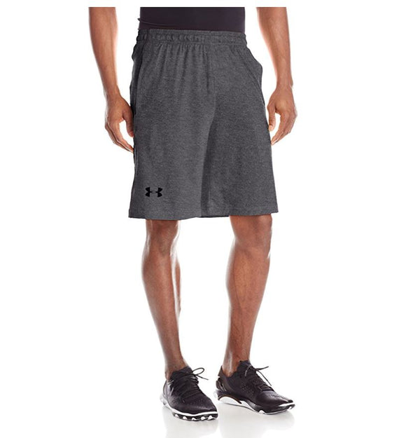 Under Armour Men's UA Raid 10'' HeatGear UPF 30+ Basketball Short Charcoal Select Size