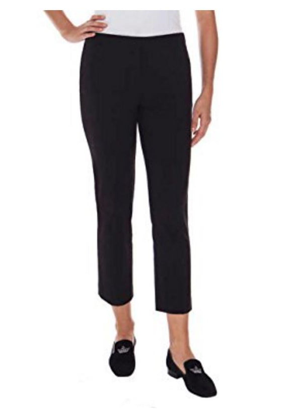 NWT Mario Serrani Ladies' Stretch Pant Black