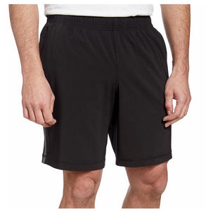 NWT KIRKLAND SIGNATURE MENS MOISTURE WICKING ACTIVE SHORTS BLACK SIZE M