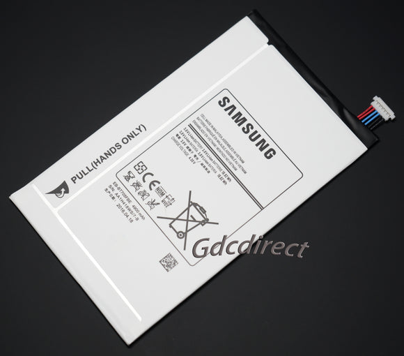New OEM Samsung Galaxy Tab S 8.4 T700 T701 T705 T705C EB-BT705FBE 4900mAh Battery