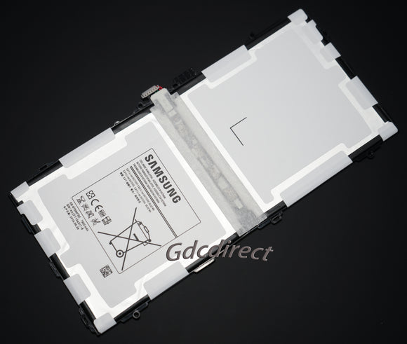New OEM Samsung Galaxy Tab S 10.5 T800 T801 T805 EB-BT800FBE 7900mAh Battery