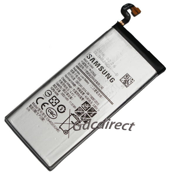 New OEM Battery For Samsung Galaxy S7 Li-ion 3000mAh EB-BG930ABE G930