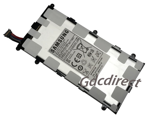 New OEM SP4960C3B Battery For Samsung GALAXY TAB 2 7.0 GT-P3100 P3110 GT-P3113 P6200