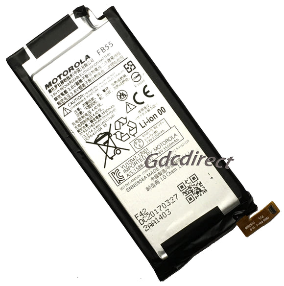 New OEM Internal Battery for motorola XT1585 Droid Turbo 2 XT1581 Moto X Force FB55 SNN5958A