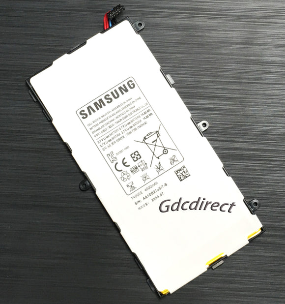 New OEM SAMSUNG T4000E BATTERY FOR GALAXY TAB 3 7.0 SM-T210 T211 T215 4000mAh