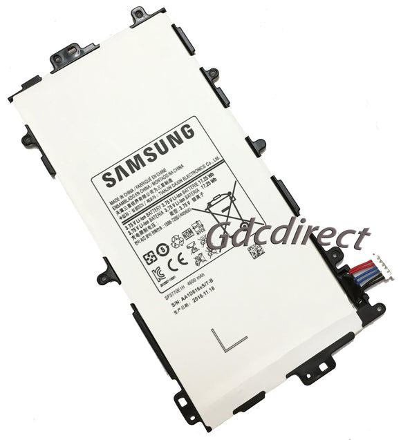 New OEM SP3770E1H Internal Battery For Samsung Galaxy Note 8.0 GT-N5100 N5110