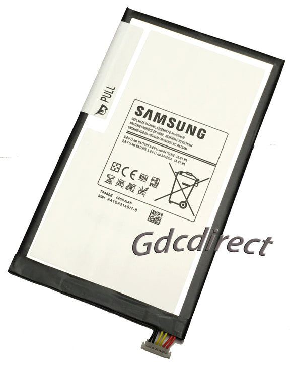 New Genuine OEM T4450E Battery for Samsung Galaxy Tab 3 8.0 SM-T310 T311 T3110 T315