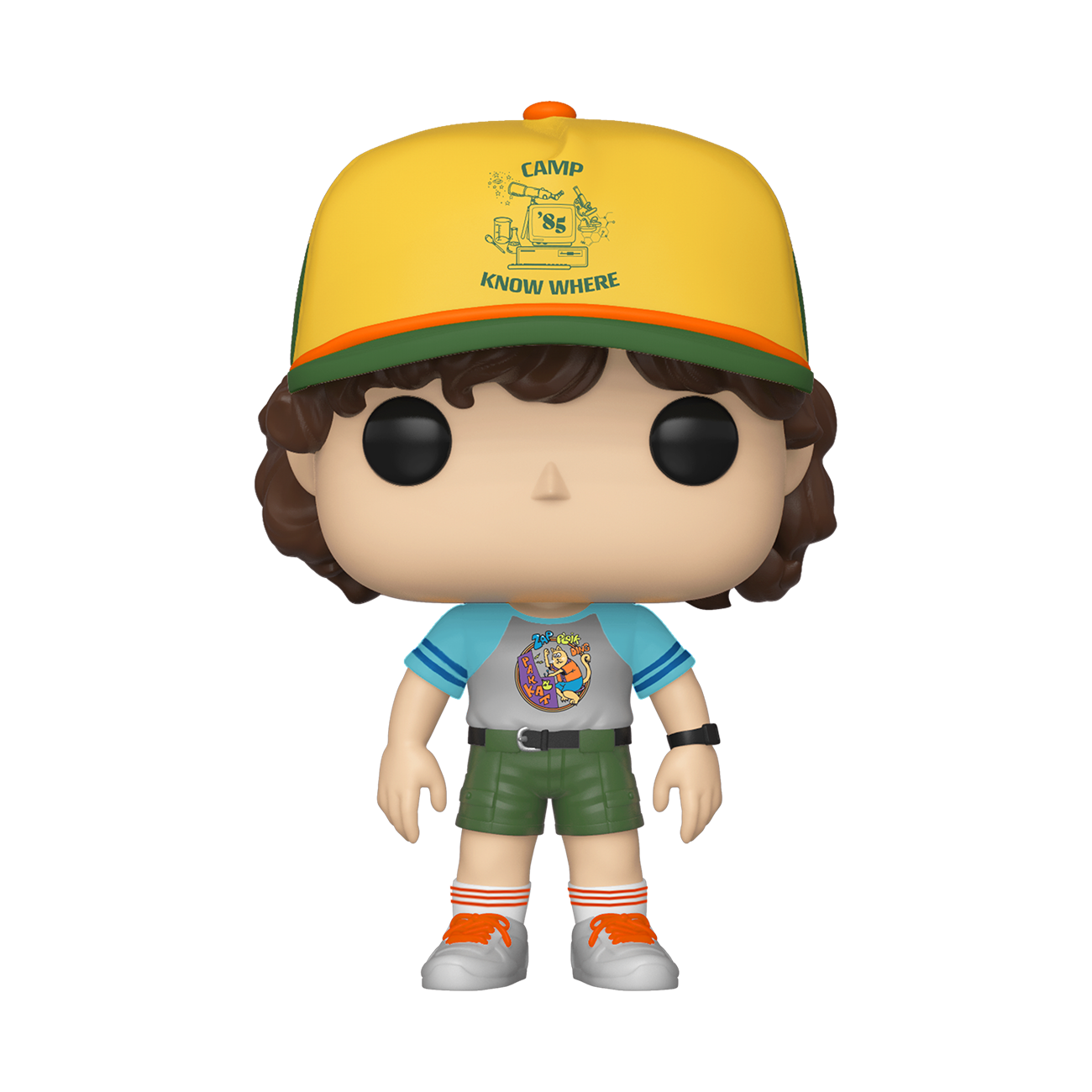 Pop! Television: Stranger Things - Dustin Arcade Cat Tee - Walmart Exclusive