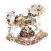Christmas Rhapsody Rocking Horse Fig 8""