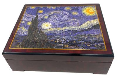 Van Gogh Starry Night Music Box