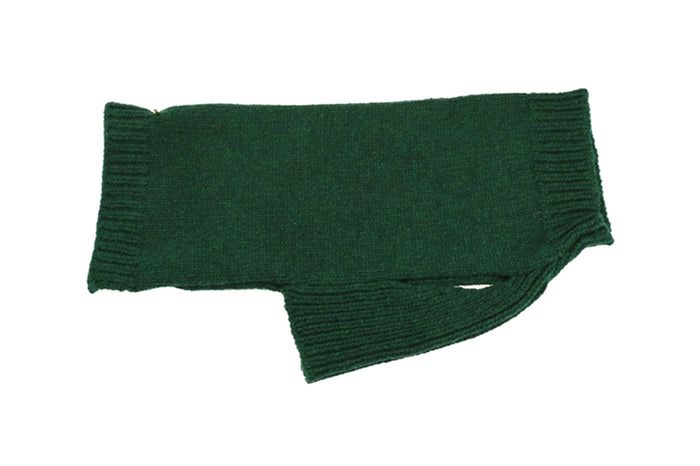 Clementine Est. For Dogs Auden Sweater In Green From Keeper & Co.