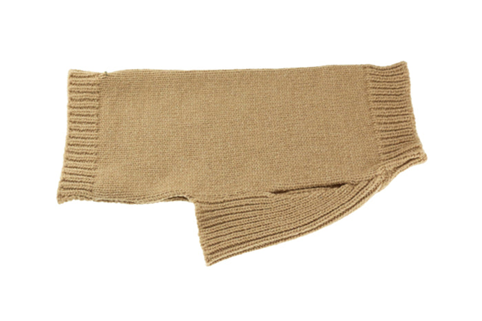 Clementine Est. For Dogs Auden Sweater In Tan From Keeper & Co.