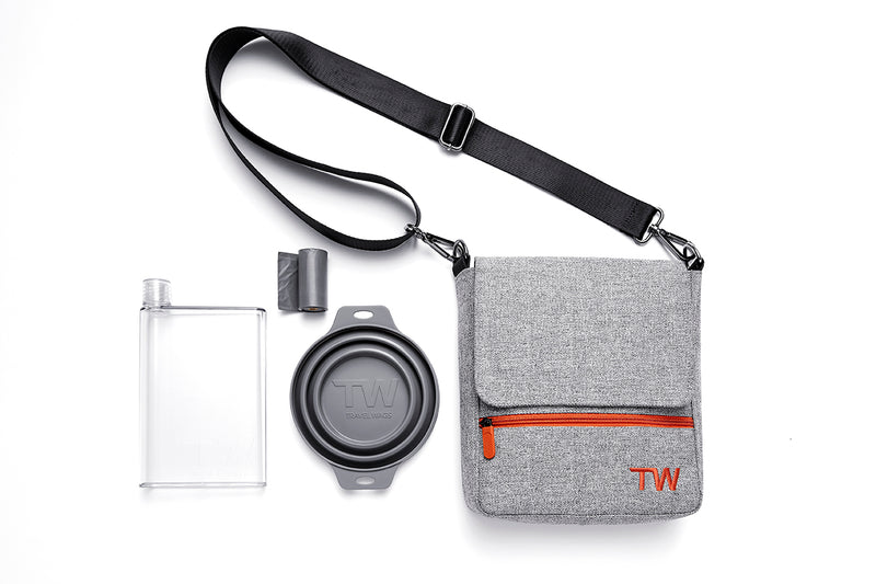 The Walker Set: Not Just A Bag - Everything You Need For Dog Walks