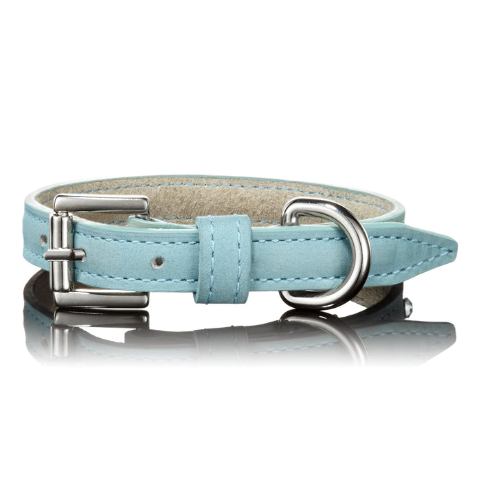 Swarovski Collar in Light Blue
